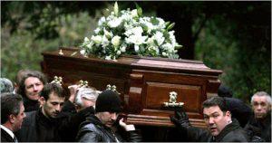 งานศพคริส