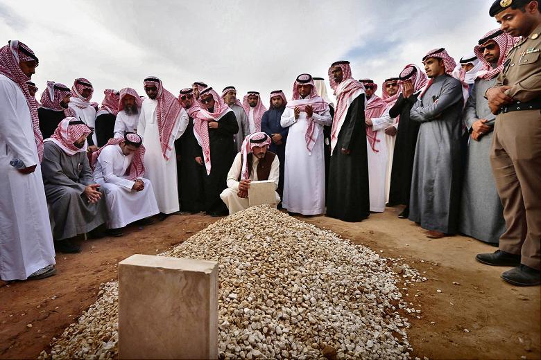 งานศพอิสลาม